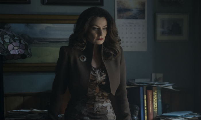 Michelle Gomez as Mary Wardell/Madam Satan