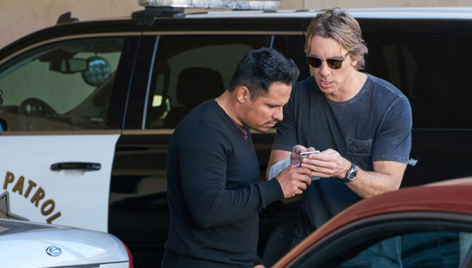 Dax Shepard Michael Pena Discuss Modernising A Classic