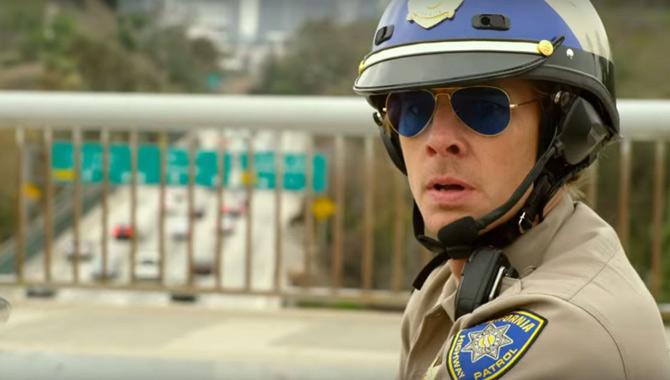 Dax Shepard in 'CHIPS'