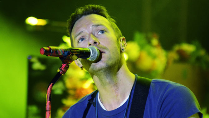 Chris Martin And Nine More Of Our Favourite Celebrity Impressionists