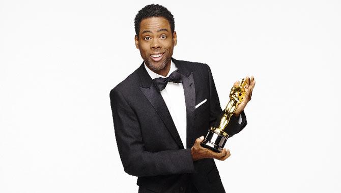 Chris Rock will host the 2016 Oscars