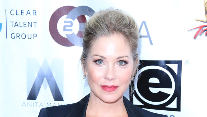 Christina Applegate at the 2016 World Choreography Awards