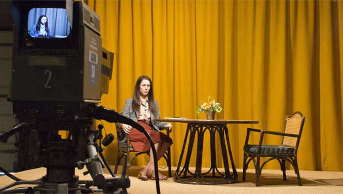 Rebecca Hall Was Initially Taken Aback By The Christine Script