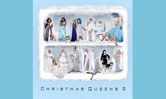 Christmas Queens: 10 Fierce Festive Tracks From The Stars Of 'Rupaul's Drag Race'