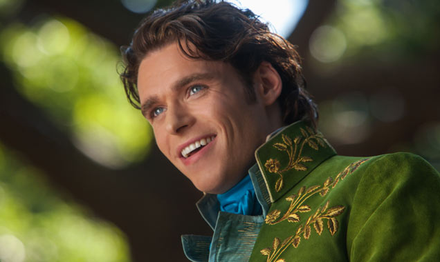Game Of Thrones Star Richard Madden Takes A Turn In Disney's Cinematic Cinderella