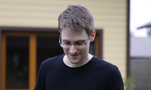 Edward Snowden in Citezenfour