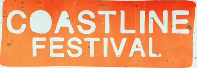 Coastline Festival 2013 logo