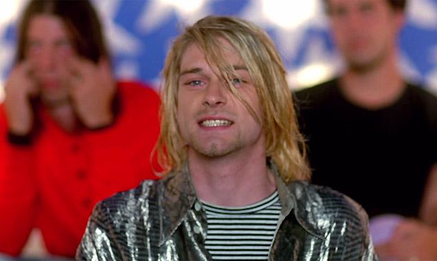 Kurt Cobain 3
