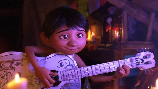 Miguel in Pixar's 'Coco'