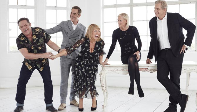 First Look At British Drama Revival 'Cold Feet'