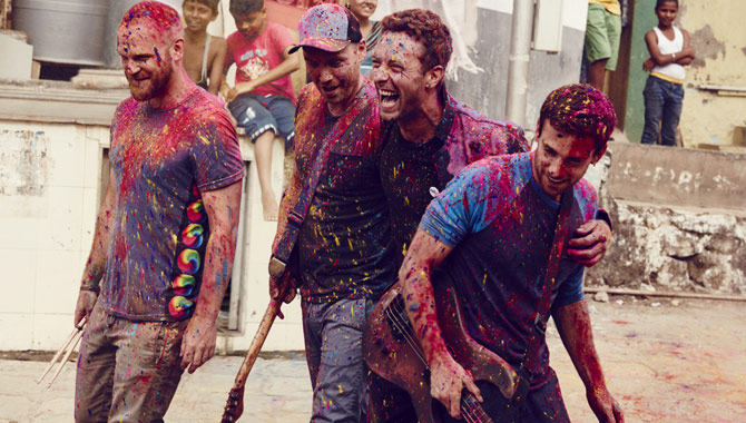 Coldplay To Perform At Prince Harry's Charity Concert