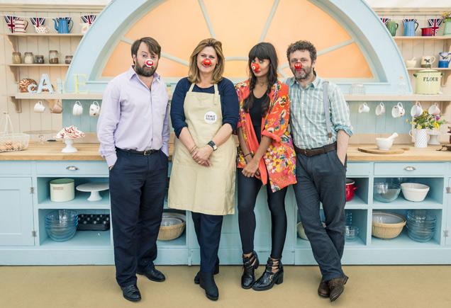 Michael Sheen will bake alongside David Mitchell, Sarah Brown & Jameela Jamil