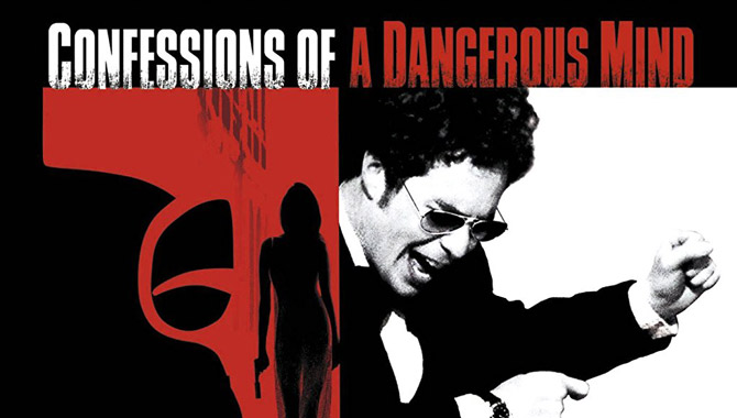 'Confessions of a Dangerous Mind' was released as a movie in 2003