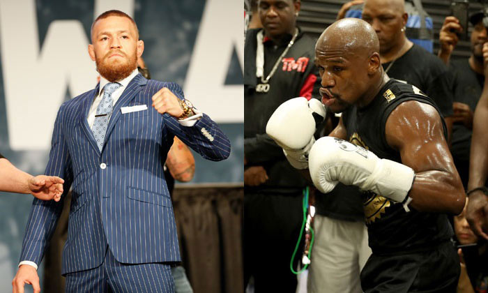 Most people think Mayweather will beat McGregor — Infographic
