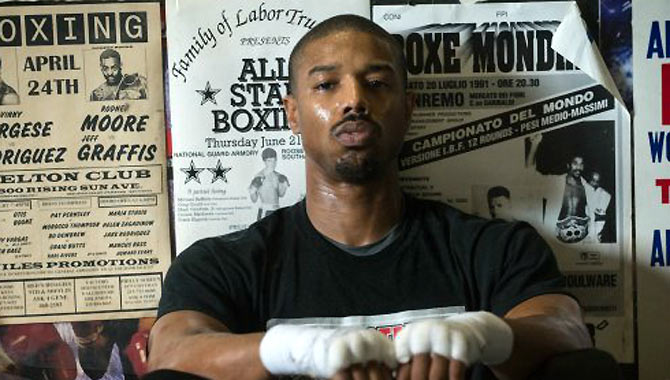 Creed Was A Transformation For Michael B. Jordan