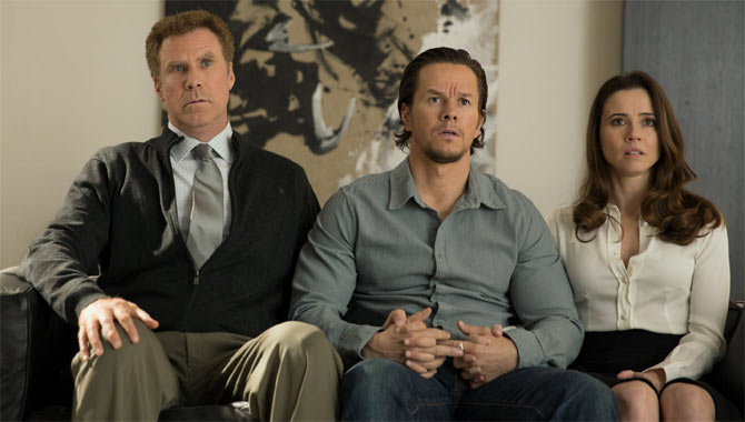 Daddy's Home Rekindles The Rivalry Between Wahlberg And Ferrell