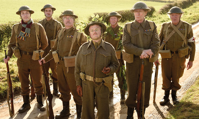 BBC Treat 'Dad's Army' Fans To Animated Lost Episode 'A Stripe for Frazer'