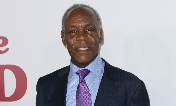 Danny Glover at 'The Old Man & The Gun' premiere