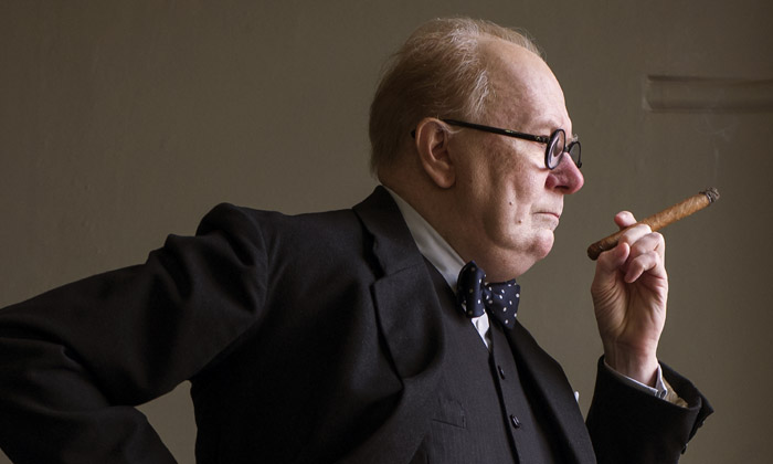 Gary Oldman in 'Darkest Hour'