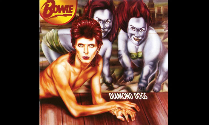 Album of the Week: The 45th anniversary of David Bowie's Diamond Dogs