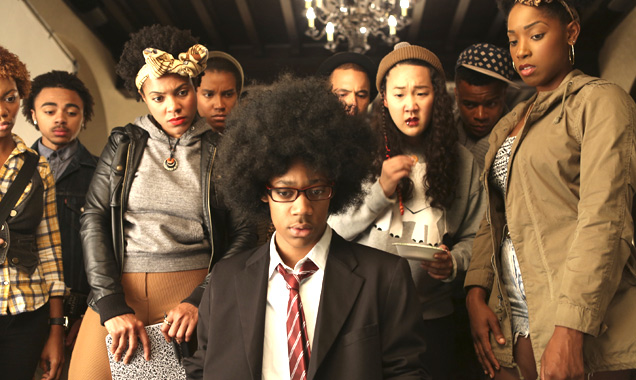 The first season of 'Dear White People' is available now on Netflix