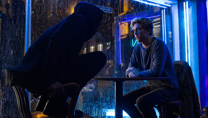 Nat Wolff and Lakeith Stanfield star in 'Death Note'