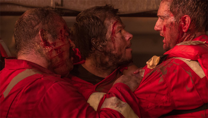Mark Wahlberg Enjoyed The Risks He Took In Deepwater Horizon