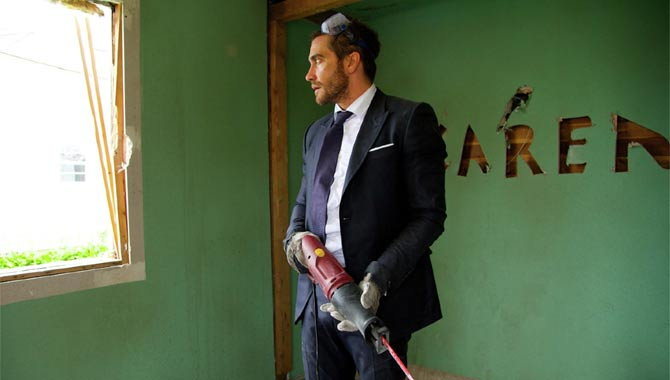 Demolition Was A New Challenge For Jake Gyllenhaal