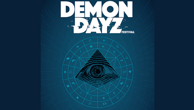 Gorillaz Headline Inaugural Year Of Their Demon Dayz Festival