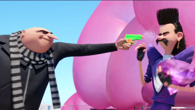 There's Just Not Enough Minion Action In The 'Despicable Me 3' Trailer
