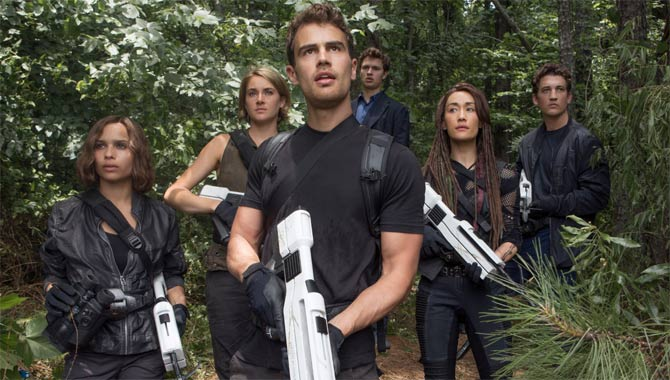 Divergent Signals A New Future For Teen Franchises