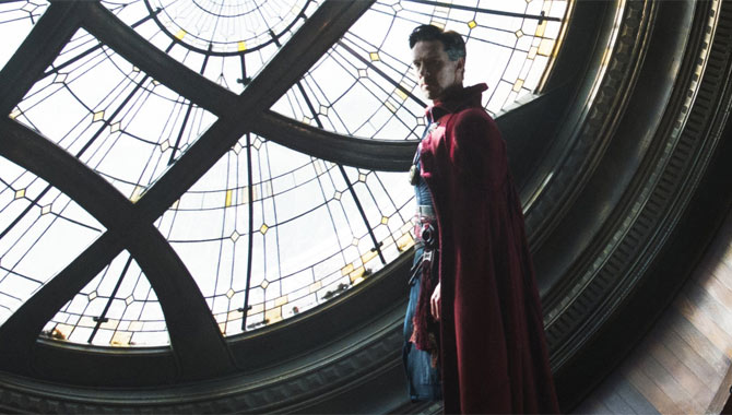 Benedict Cumberbatch will return to his role of Doctor Strange in 'Avengers: Infinity War'