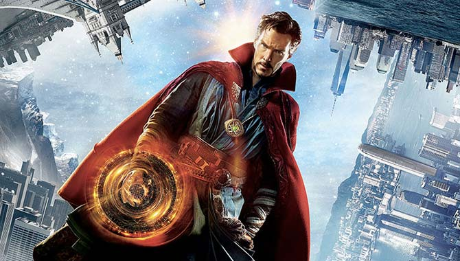 Benedict Cumberbatch Speaks About Doctor Strange's Controlling Nature