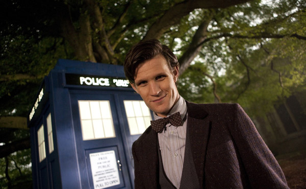 "Matt Smith Would Return To 'Doctor Who' ""If The Timing Was Right"""