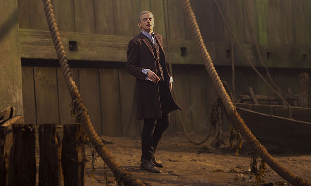 The 10th series of 'Doctor Who' will be Peter Capaldi's last
