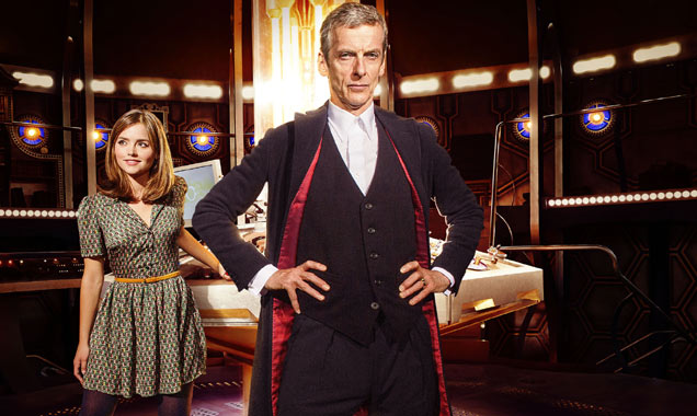 Peter Capaldi Says They're Looking For A 'Different' 'Doctor Who' Companion