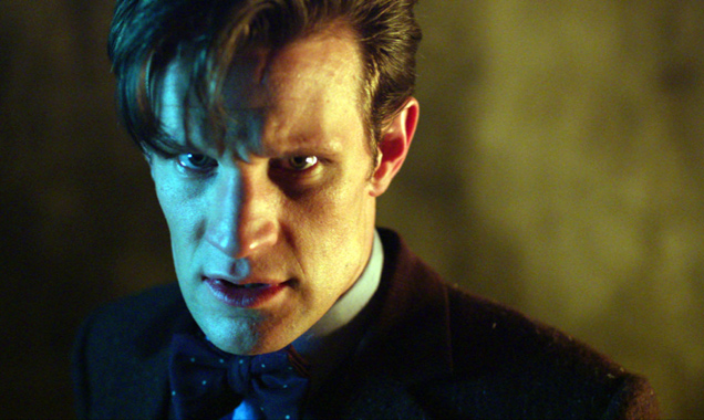 Matt Smith in 'Doctor Who'