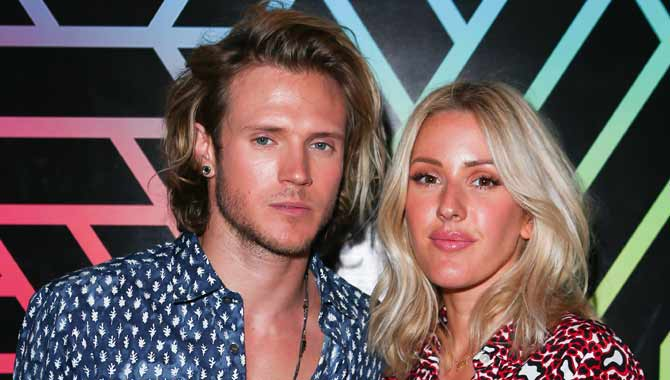 ellie goulding and dougie poynter relationship goals