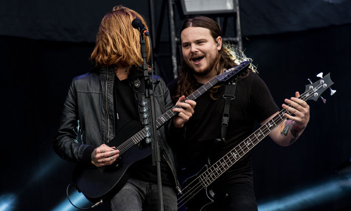 Of Mice And Men perform at Download on Saturday
