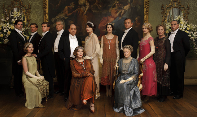 Downton Abbey Wins Christmas Day Ratings War