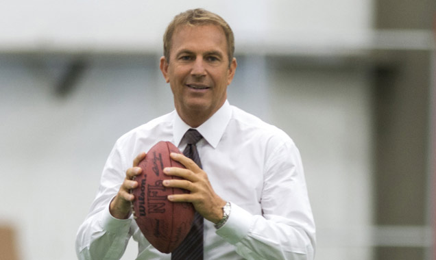 Kevin Costner stars in Draft Day