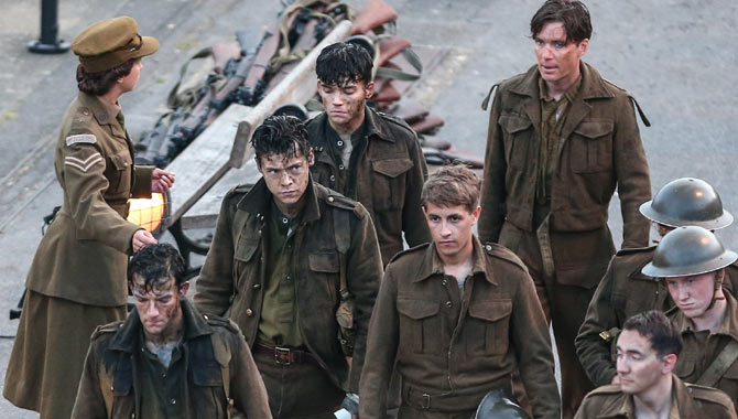 Christopher Nolan Introduces 'Dunkirk' With Chilling First Trailer