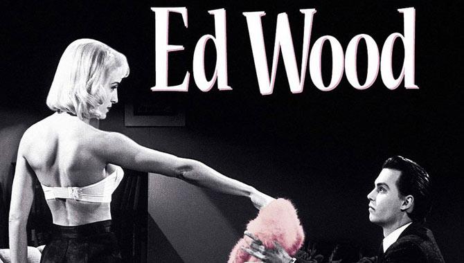 Johnny Depp stars in 'Ed Wood'