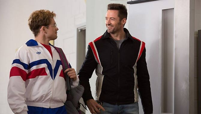 Taron Egerton Sees Himself In Eddie The Eagle