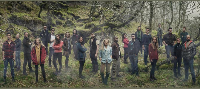 'Eden' Reality Show Contestants Spend A Year In The Wilderness - But Nobody Was Watching