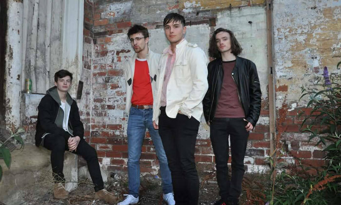 Interview: Up And Coming Rock N Roll Band Ego States On Playing Main Stages And Releasing New Music