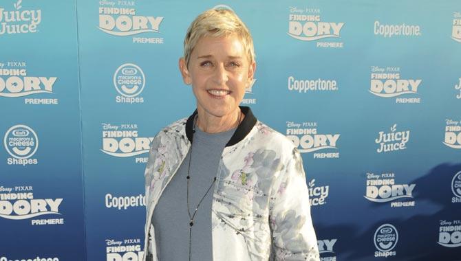 Ellen DeGeneres serves as executive producer on 'First Dates' US