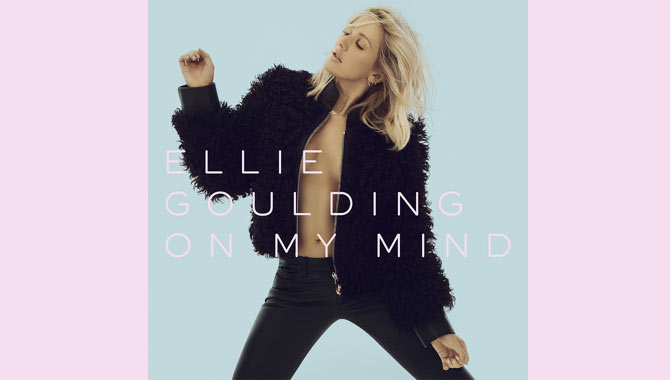 Ellie Goulding Announces New Album Details, Plus Revealing Artwork