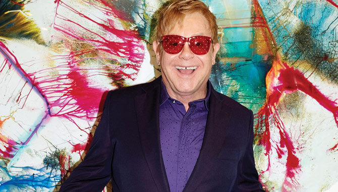 How Elton John Ended His Decade Long Feud With Madonna