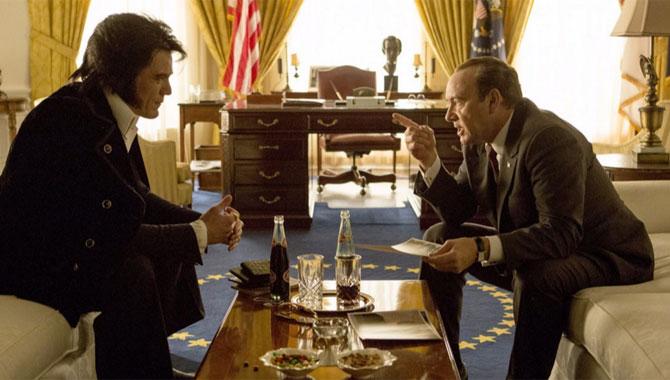 Elvis & Nixon is based on a true story